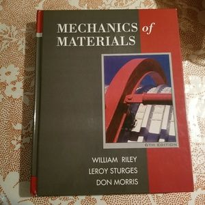 Other - Mechanics of Materials by D. Morris, L.Sturge👩‍🔬